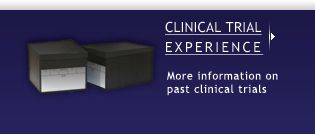 Clinical trial experience